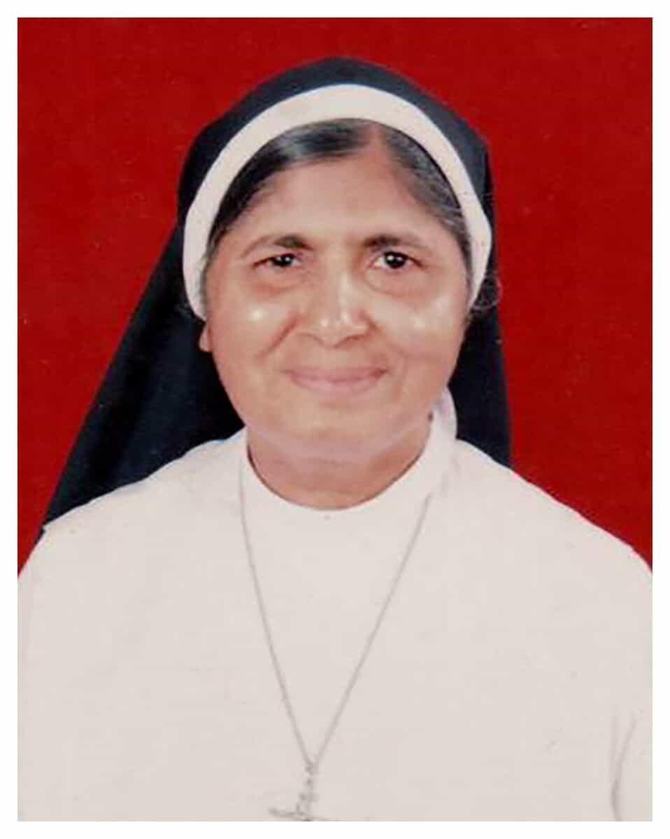 Sr. Maria Jyothi A.C