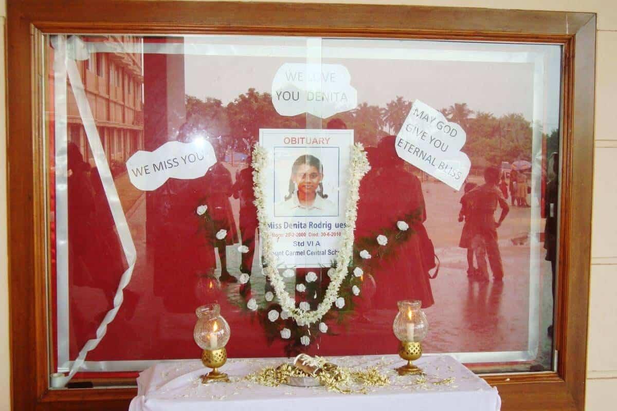 Tragic Death of Denita