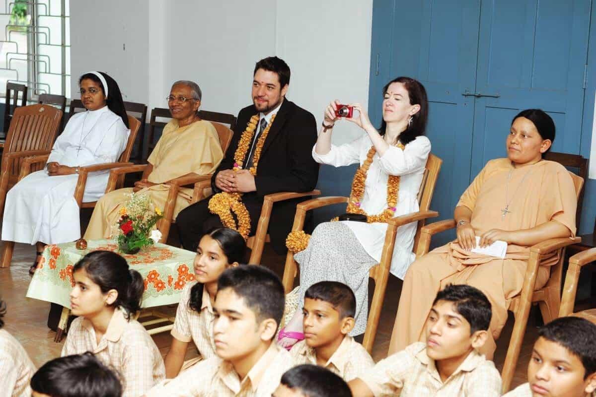 Global School Partnership Visit