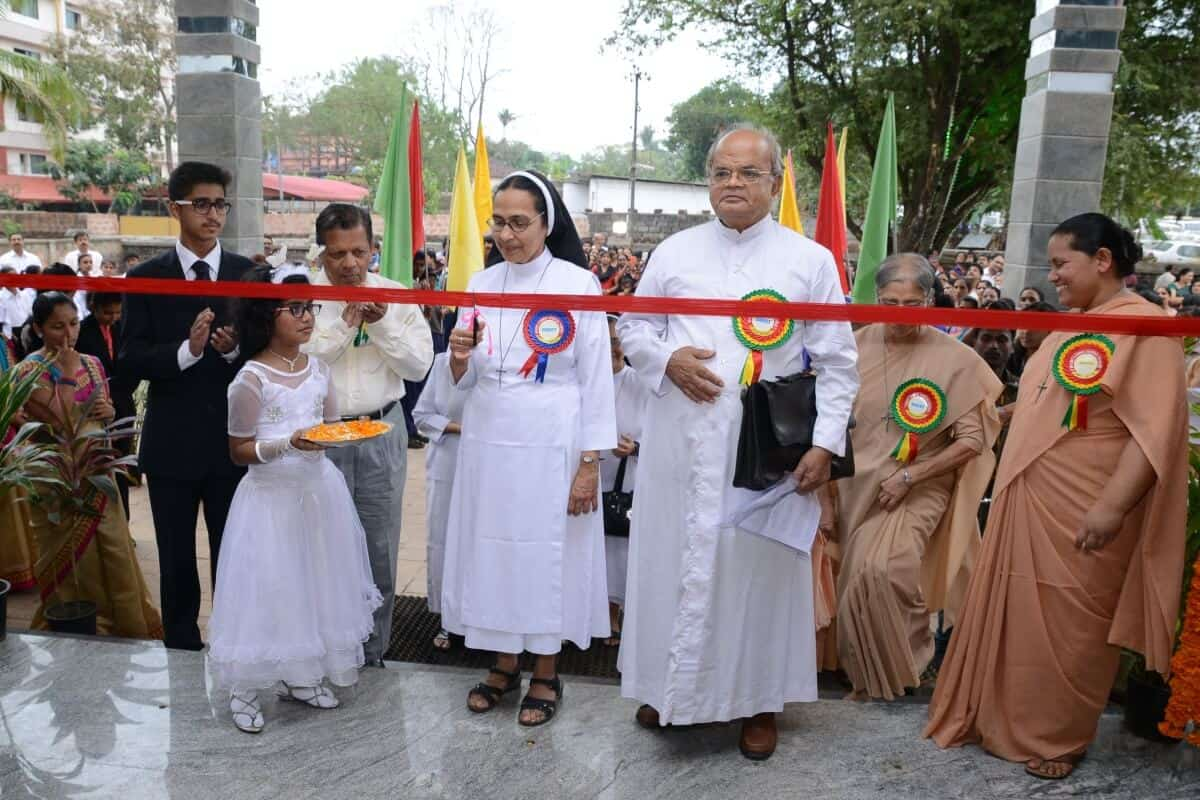 Blessing and Inauguration of New Block & Auditorium