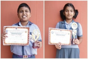 Inter-district Chess Winners