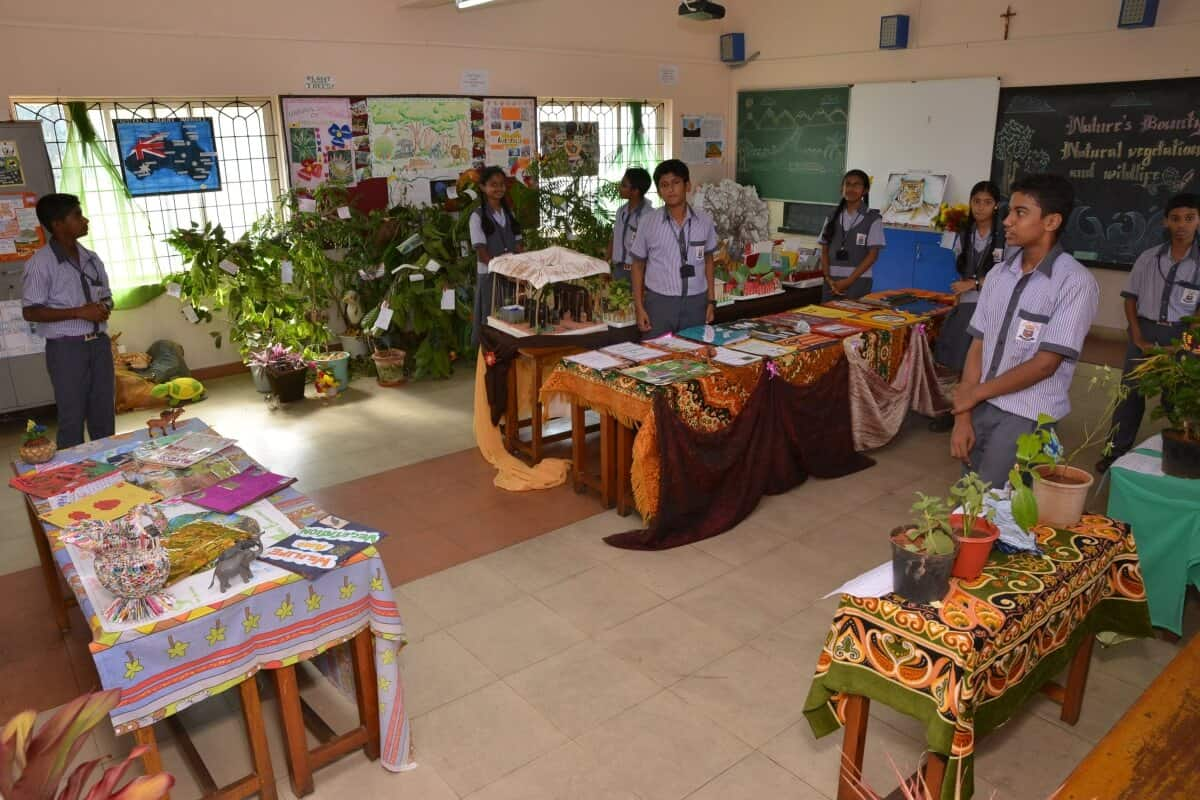 ISA project expo at Mount Carmel School brings out young talents