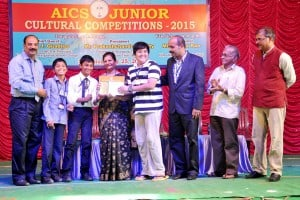 AICS Junior Cultural Competition Winners – 2015