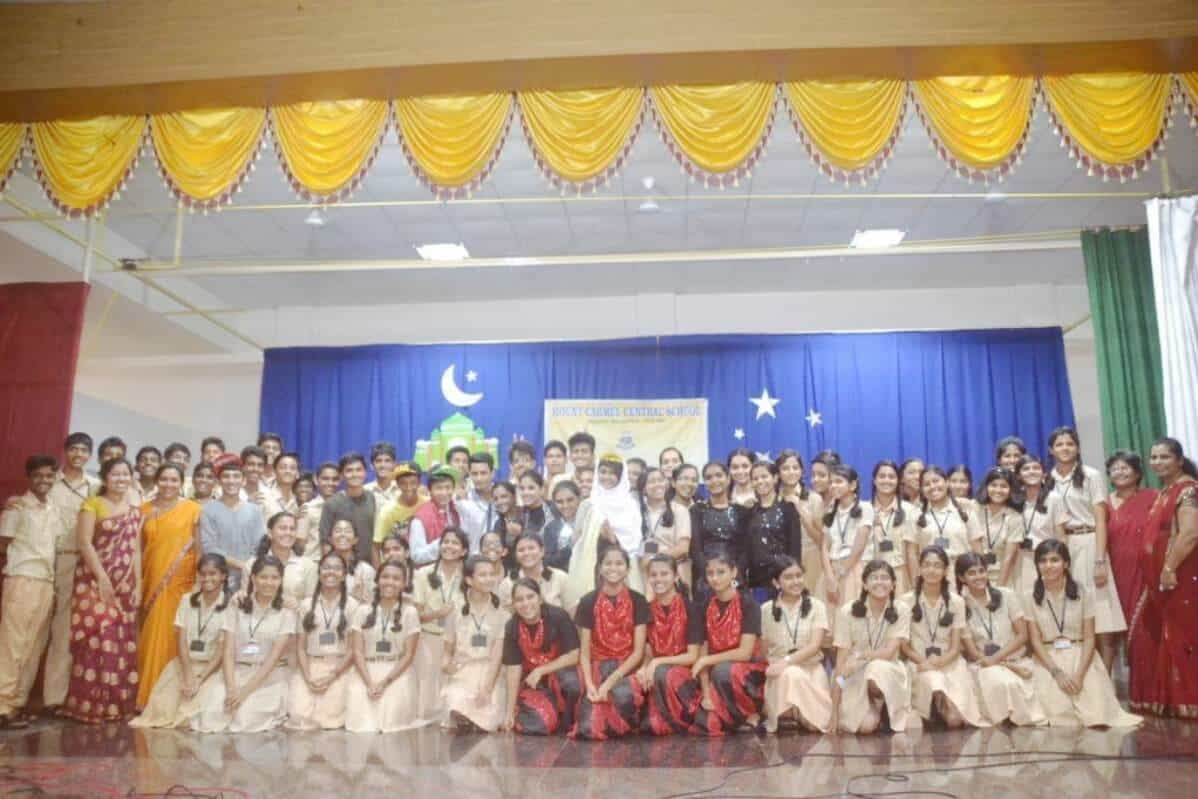 School Feast & Eid-Ul-Fitr – 2015