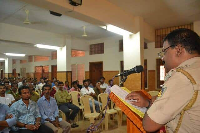 Awareness Programme on Road Safety