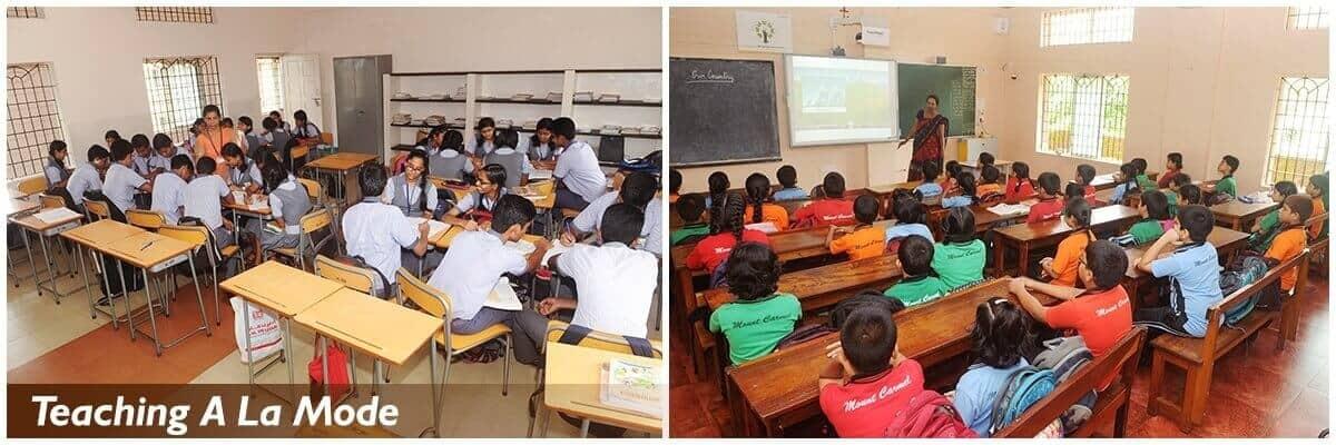 Regular Class and Workshop