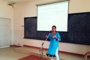 English Guest Lecture by Neetu Narayan