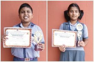 Inter-district Chess Winners