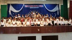 Martyrs Day Celebrations - 2016
