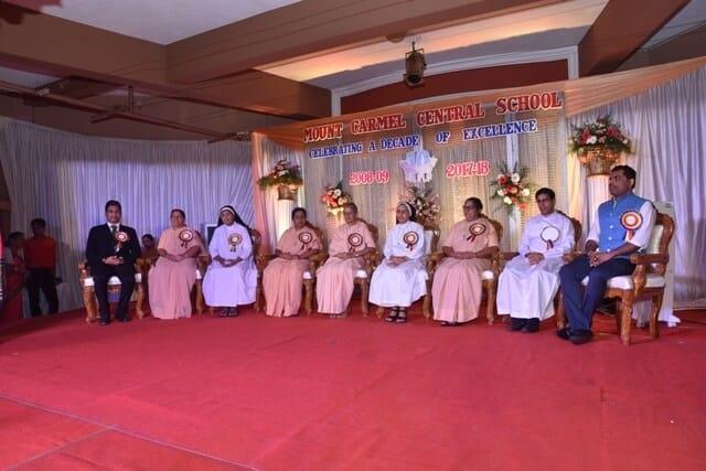 Glittering Decennial Jubilee Celebrations